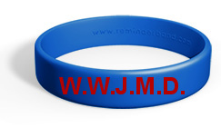 What Would Joe Mauer Do Wristband