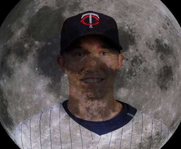 Unmotivational Twins Poster: Moonshot Scott