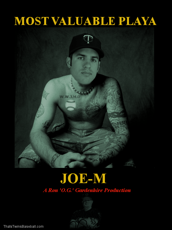 Joe Mauer to Release Rap Album