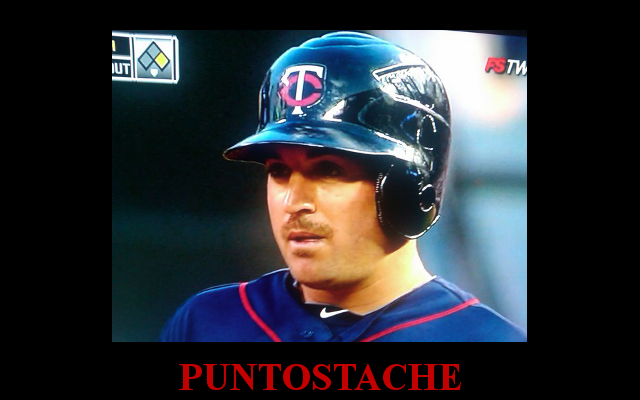 Motivational Twins Poster: Puntostache