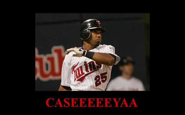 Motivational Twins Poster: Alexi Casilla