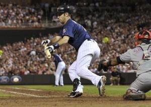 Joe Mauer Target Field Home Run Contest