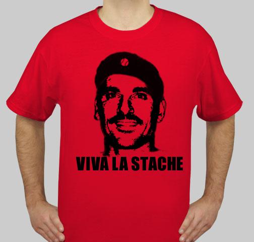 Carl Pavano VIVA LA STACHE T-Shirt