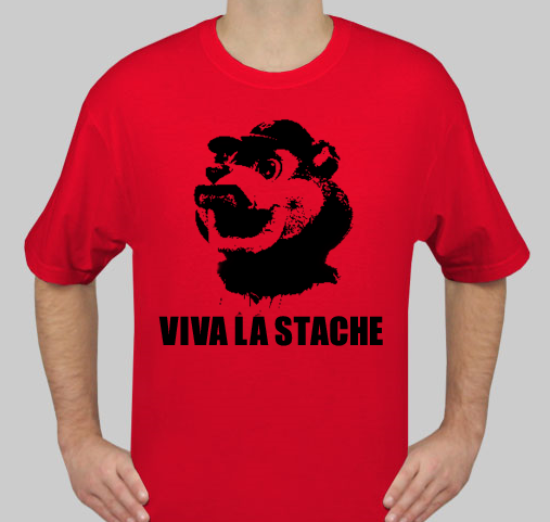 TC Viva La Stache