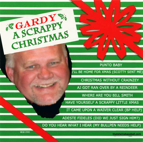 TTBB Records: Ron Gardenhire Releases New Album 'A Scrappy Christmas'