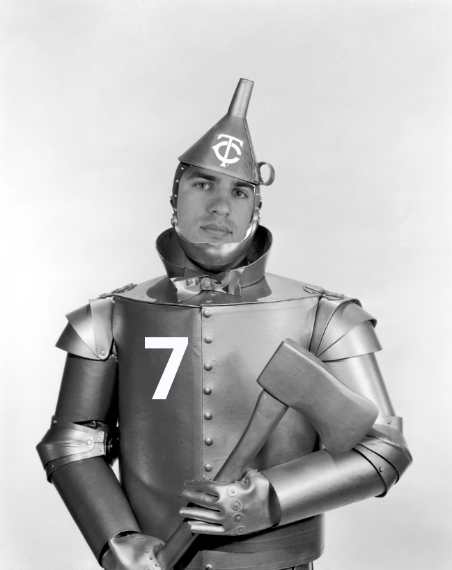 Joe Mauer: The Twins Tin Man