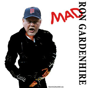 Ron Gardenhire Mad