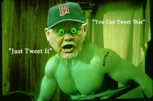 The Incredible Gardy and the Internet