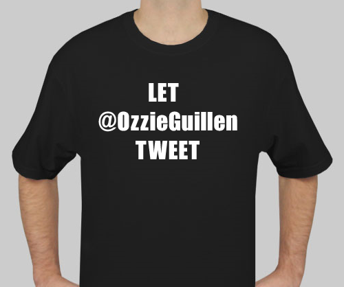 """Let Ozzie Tweet"" T-Shirt"