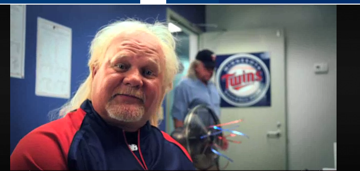 Ron Gardenhire Grows A Mullet