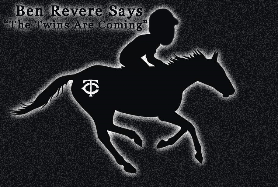 Motivational Twins Poster: Ben Revere