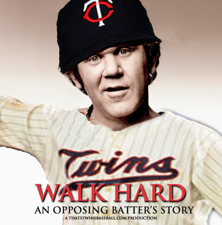 "TTBB Films: Walk Hard ""An Opposing Batter's Story"""