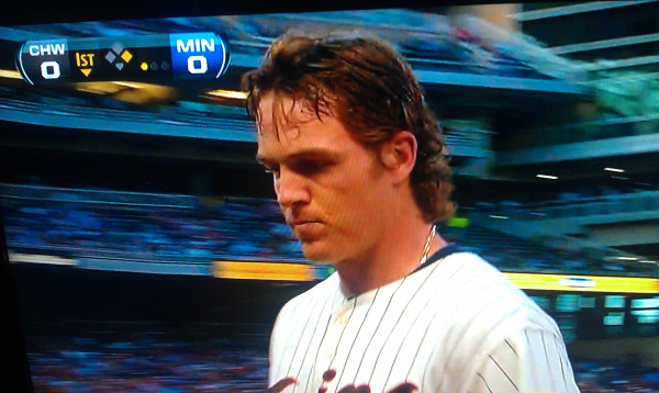 Joe Benson's Hair Brings Hope to Struggling Twins