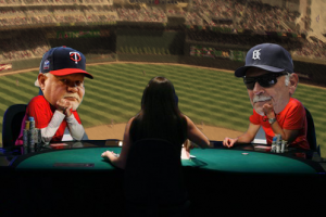 Comparing Baseball Managers and Poker Players