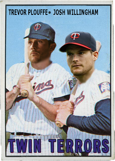 A New 'Twin Terrors' in Twins Territory