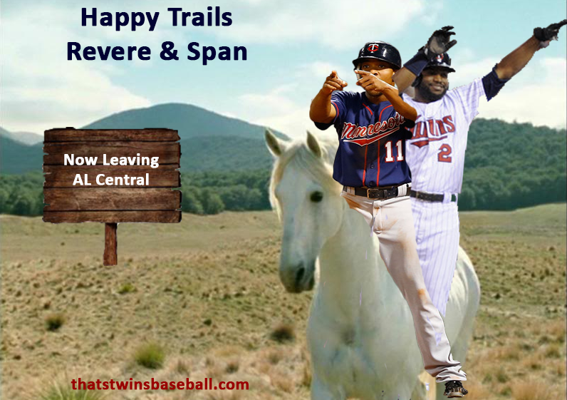 Span and Revere head to the NL East on horseback