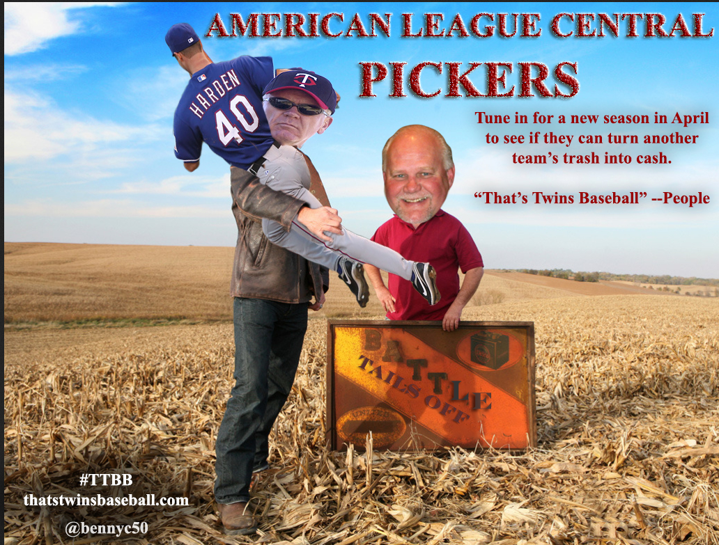 Minnesota Twins–American League Central Pickers