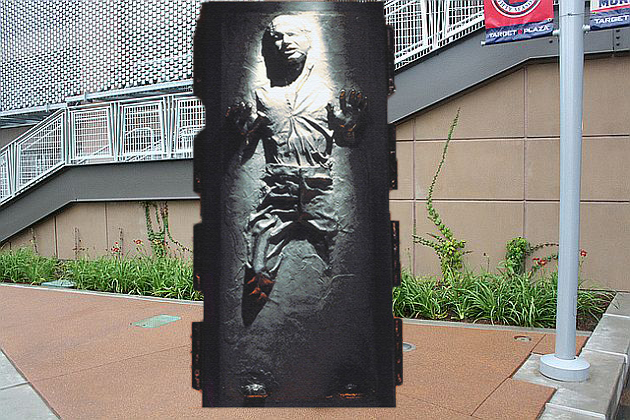 Target Field unveils new statue for 2013 season