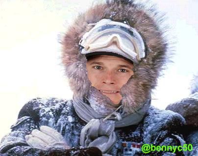 Josh Willingham prepares to play baseball on Hoth